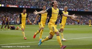 Atlético de Madrid campeón de la Liga con la magia sudamericana
