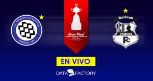 EN VIVO   [Minuto a minuto] Así se define el Campeón del Fútbol Venezolano