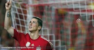 Del Bosque insinúa que Torres estará en plantel definitivo