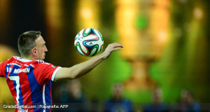 Ribery anuncia que será su último Mundial