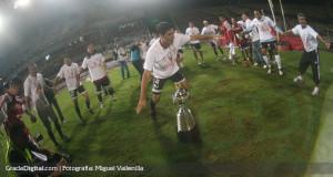 VIDEO | Lo que no viste del útlimo título del Caracas FC, hace ya cuatro años