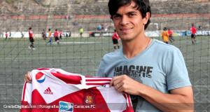 Giacomo Di Giorgi es nuevo refuerzo del Caracas FC