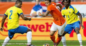 Ecuador empató con Holanda