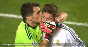 Sergio Ramos: «Nos debíamos ese abrazo»