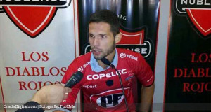 Javier González: «Estoy muy feliz por esta oportunidad»