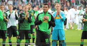 +FOTOS | Juan Arango se despide del Borussia Mönchengladbach