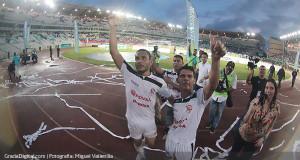 ÁG | En fotografías: las incidencias y coronación del Zamora FC en Cachamay