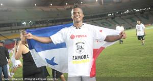 Luis Ovalle convocado por la selección de Panamá
