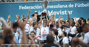 FOTOS | Así festeja el título Clausura el Zamora FC