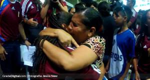 Nury de Moreno, la madre orgullosa de la capitana Vinotinto