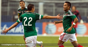 México derrota a Ecuador pero pierde a Montes en dolorosa lesión