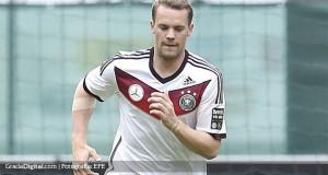 Neuer y Lahm comienzan a ponerse a tono para llegar al Mundial