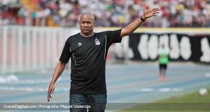 Sanvicente: «Eran todos contra Zamora, y lo importante es que dependíamos de nosotros»