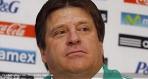Miguel Herrera: «Llegamos muy fuertes»