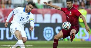 No hubo goles entre Portugal y Grecia