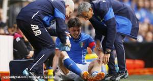 Montolivo se pierde el Mundial tras lesión en duelo sin goles