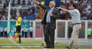 Richard Páez: «Los goles que recibimos son prácticamente muy malas equivocaciones»