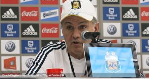 Sin «Carlitos», Sabella entregó la lista preliminar de Argentina