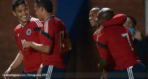 Colombia no aguantó la ventaja y empató ante Senegal
