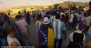 FOTOS | Los venezolanos en el Mundial