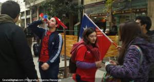 Chile vive su Mundial con todo