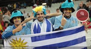 Los uruguayos prefieren a Argentina como campeón