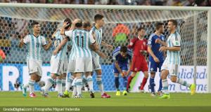 +FOTOS | Messi anotó en el Maracaná y Argentina venció a Bosnia-Herzegovina