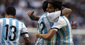 Argentina se despidió de su gente con triunfo ante Eslovenia