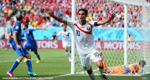 Costa Rica es más que una realidad: clasifica a octavos tras derrotar a Italia