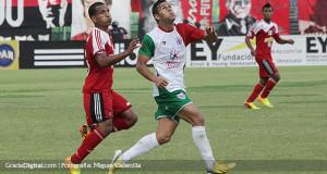 Christian Flores es del Caracas FC