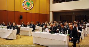 La Conmebol se reúne para analizar la situación de vicepresidentes
