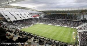 FIFA asegura que todavía le falta trabajo al Estadio de Corinthians