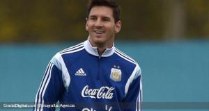 Messi impaciente por debutar en el Maracaná