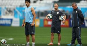 Inglaterra lista para detener a Suárez