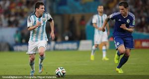 ÁG | Las imágenes que dejó el triunfo de Argentina en el Maracaná
