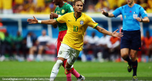 Brasil cumple ante Camerún y finaliza primero