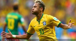 Neymar sigue brillando