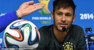 Neymar: «Yo no quiero ser el mejor jugador de la Copa, lo que hoy quiero es ser campeón»