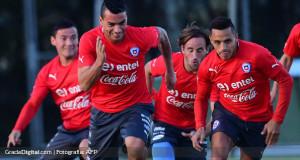 Así llega Chile al Mundial