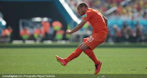 Sneijder: «El Mundial empieza ahora»