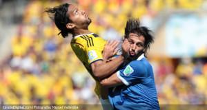 ÁG | El triunfazo de Colombia en imágenes desde Belo Horizonte