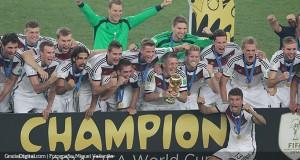 ¡Alemania por cuarta vez el Mejor del Mundo!