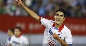Nacional de Paraguay con buena ventaja para la vuelta en Montevideo
