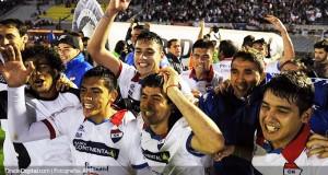 Nacional de Paraguay escribe su nombre en la Final de la Copa Libertadores