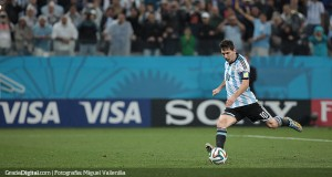 """Messi: """"Llegamos mejor que en el Mundial"""""""