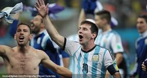 Messi recibe el día de su 28 cumpleaños 14.000 felicitaciones desde Instagram