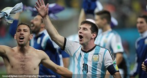 VIDEO | Messi festejó como hincha: «Brasil decíme que se siente…»