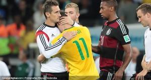 El fantasma alemán persigue a Brasil en su llegada a Chile