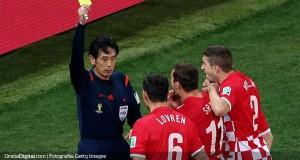 FIFA coloca a Nishimura y Velasco entre los candidatos para dirigir la final