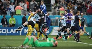 +FOTOS | Como en el 90: Argentina se medirá ante Alemania